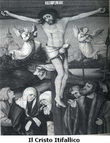 Il Cristo Itifallico