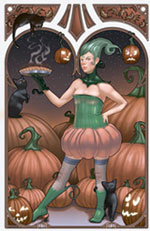 Halloween? No, Samhain
